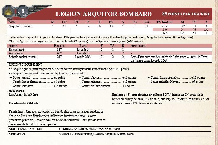 [Règles] Projet Horus Heresy V8 : Legiones Astartes - Page 41 Captur33