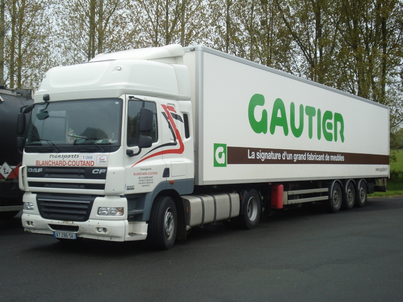 Blanchard-Coutand (Saint Prouant, 85) Camion13