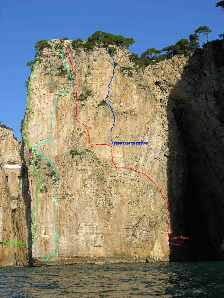 Gaeta -Montagna Spaccata Via_di10