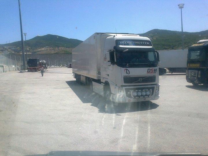 DSH Trans  (Agadir, Maroc) 97200610