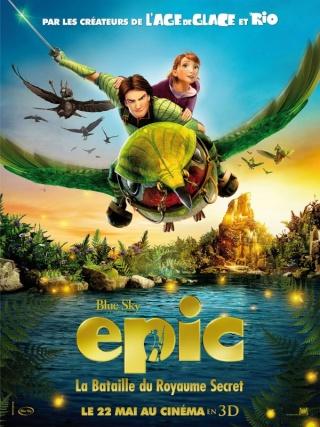 EPIC : LA BATAILLE DU ROYAUME SECRET  Epic11