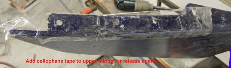 Build reinforced replacement for broken Fairing Rear tabs 410