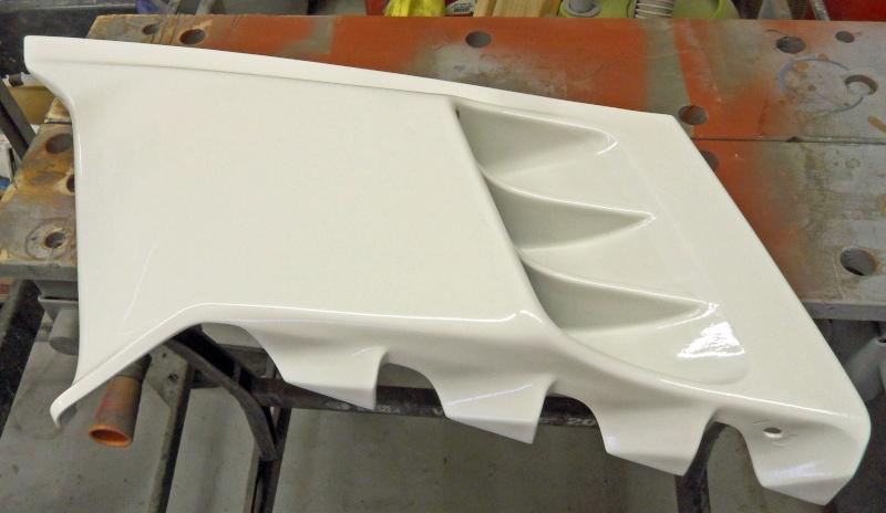 Build reinforced replacement for broken Fairing Rear tabs Left10