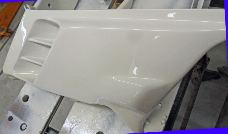 Build reinforced replacement for broken Fairing Rear tabs Right10
