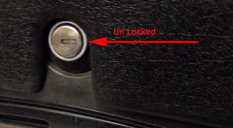 Top Case Locked - And I can't get it unlocked... Unlock10
