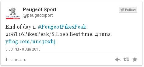 Pikes Peak - Page 6 Tweet110