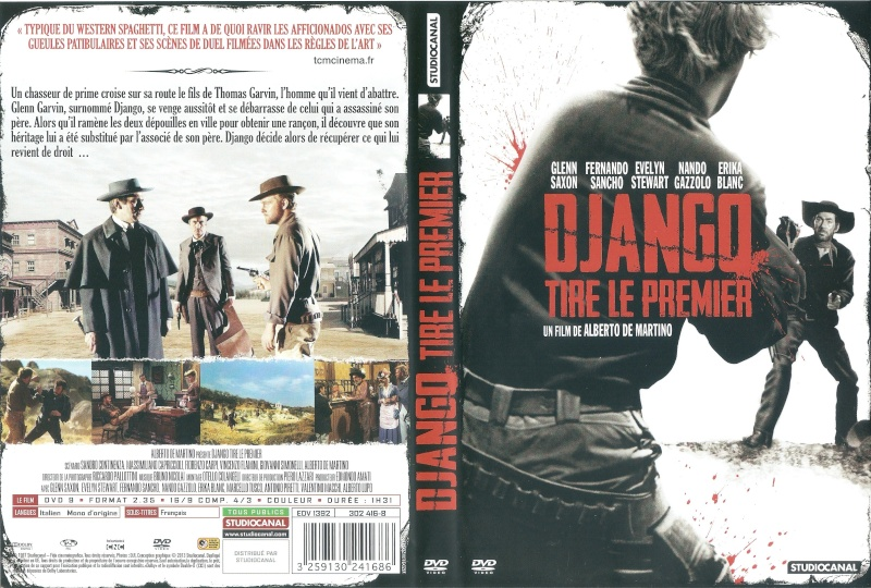 Django tire le premier - Django spara per primo - Alberto De Martino - 1966 Django10