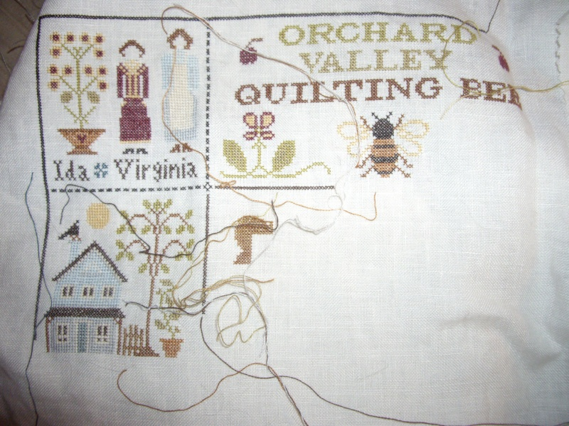 Orchard Valley Quilting Bee de LHN suite le 30 Octobre - Page 21 Imgp2218