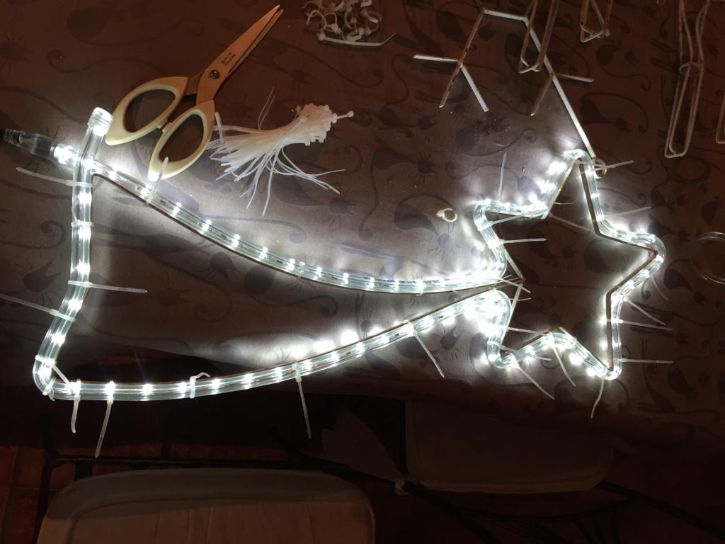 Illuminations de Noël lancement de la saison 2018! Img_5122