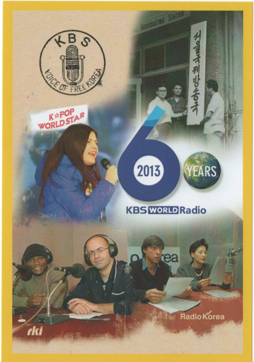 KBS world radio Kbs-fa10