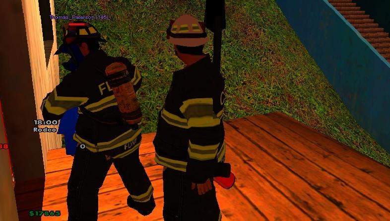 | Los Santos Fire Department | Attaqu10