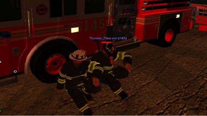| Los Santos Fire Department | Devant10
