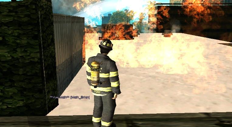 | Los Santos Fire Department | Flamme10