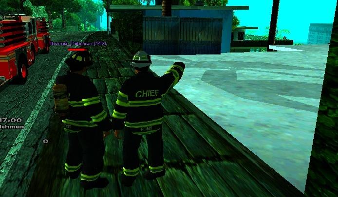 | Los Santos Fire Department | Ordres10