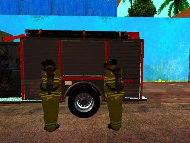 | Los Santos Fire Department | Sa-mp-18