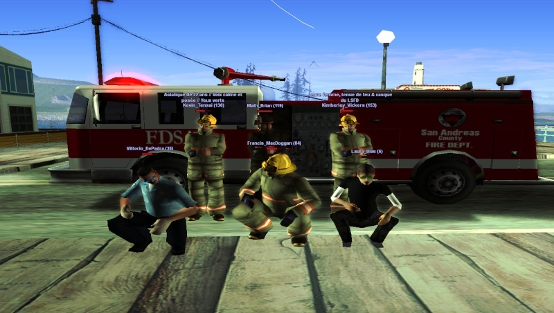 | Los Santos Fire Department | - Page 2 Sa-mp-41