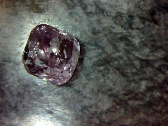 Jonc en argent  avec 2 mini diamant noir  2013-013