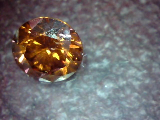 Jonc en argent  avec 2 mini diamant noir  2013-014