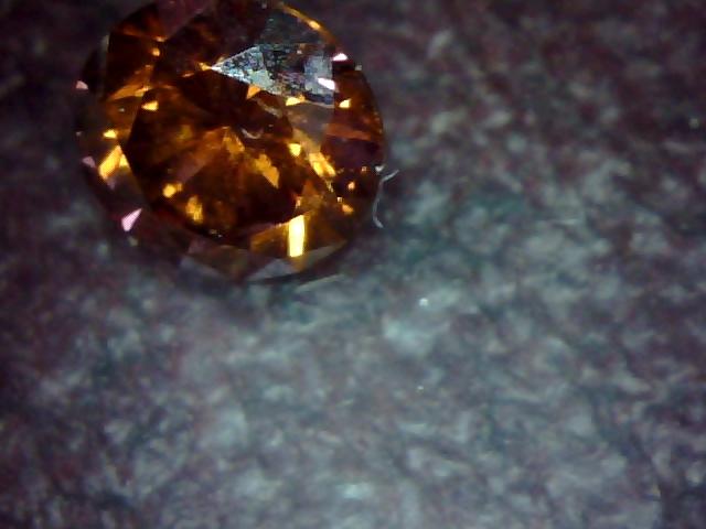 Jonc en argent  avec 2 mini diamant noir  2013-015