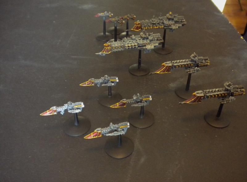 [Chaos vs TAU/Navy] Black Legion (2000pts) VS alliance Taus/Navy (1000pts chacuns) Dscn1812