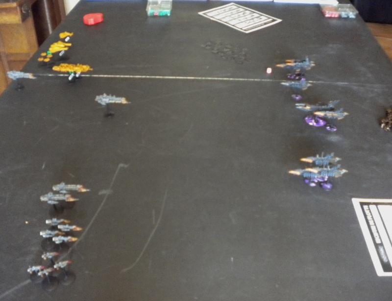[Chaos vs TAU/Navy] Black Legion (2000pts) VS alliance Taus/Navy (1000pts chacuns) Dscn1814