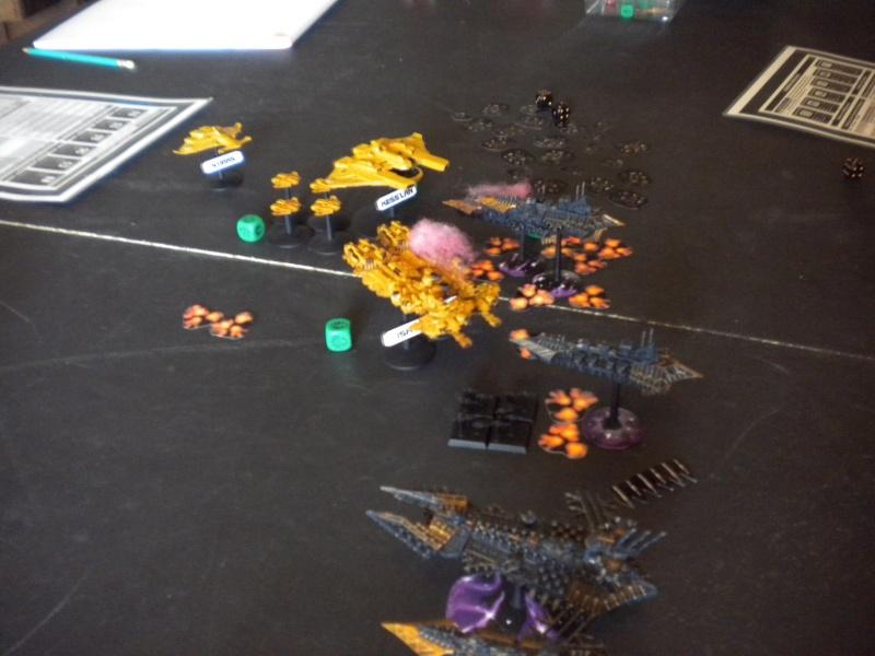 [Chaos vs TAU/Navy] Black Legion (2000pts) VS alliance Taus/Navy (1000pts chacuns) Dscn1817