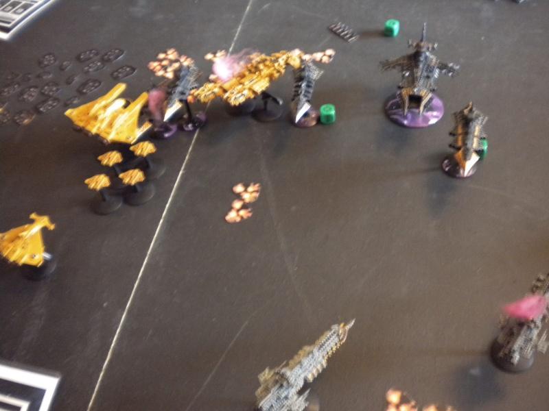 [Chaos vs TAU/Navy] Black Legion (2000pts) VS alliance Taus/Navy (1000pts chacuns) Dscn1818