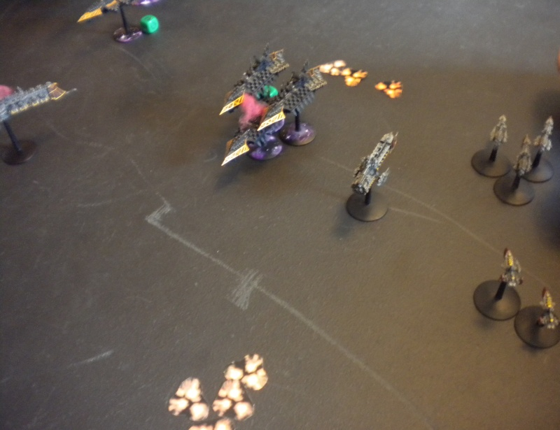 [Chaos vs TAU/Navy] Black Legion (2000pts) VS alliance Taus/Navy (1000pts chacuns) Dscn1819