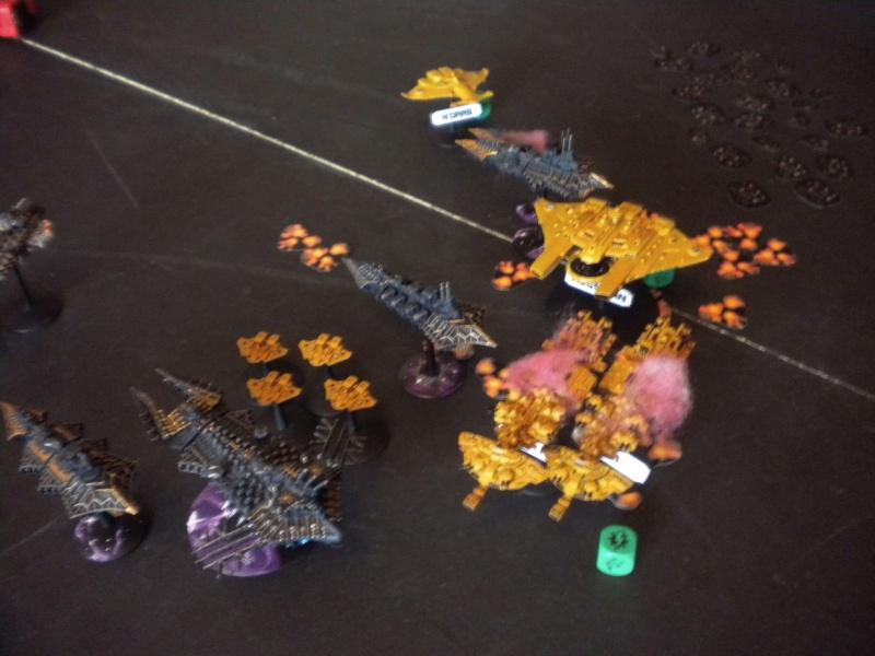 [Chaos vs TAU/Navy] Black Legion (2000pts) VS alliance Taus/Navy (1000pts chacuns) Dscn1820