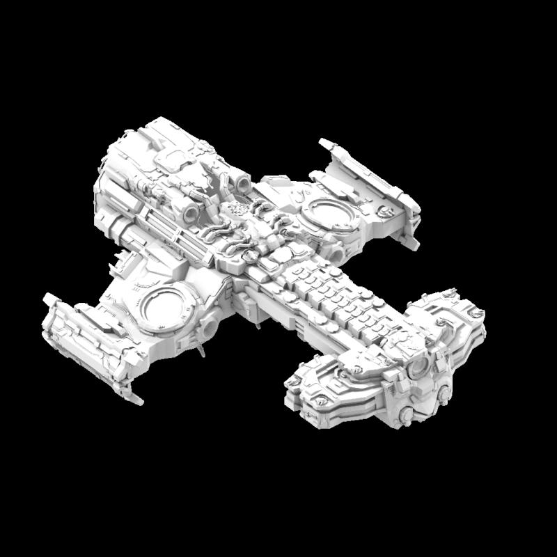 Proxy de figurines Battlefleet Gothic pour le futur et les petits nouveaux Hyperi10