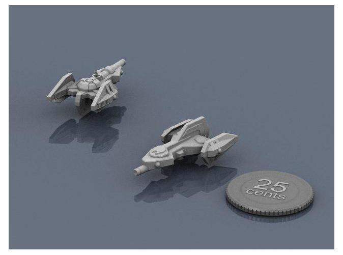 Proxy de figurines Battlefleet Gothic pour le futur et les petits nouveaux - Page 2 Proue_10