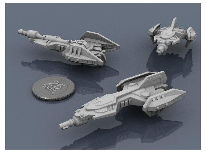 Proxy de figurines Battlefleet Gothic pour le futur et les petits nouveaux - Page 2 Proue_11