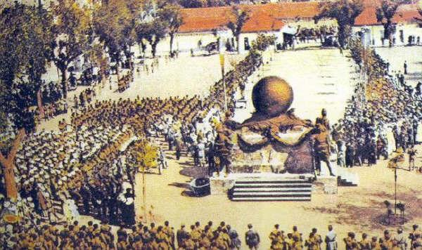 Les mémoriaux dans les Régiments Légion 3-monu10