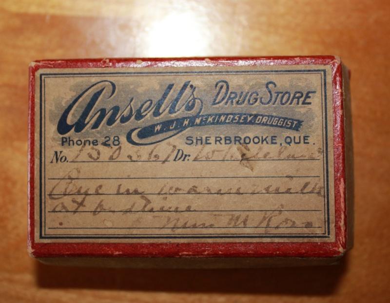 W. J. H. McKindsey de Lennoxville Box10