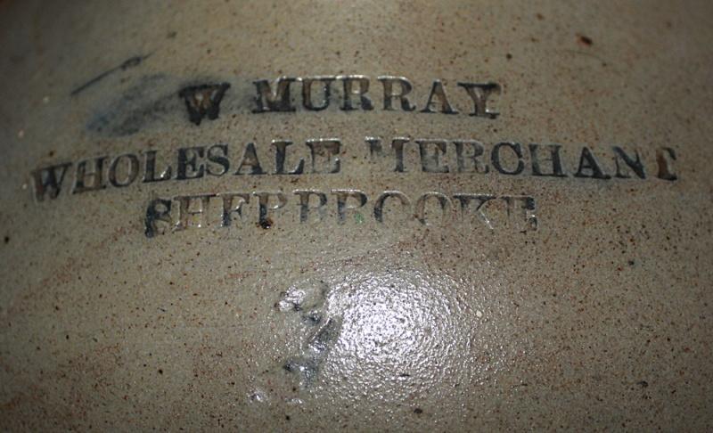 2 cruches à fleur de Sherbrooke Murray10