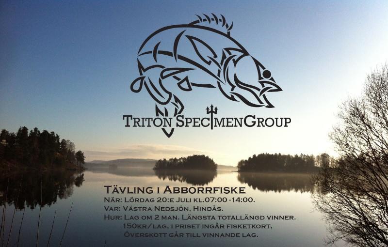 Tävling i Västra Nedsjön 20:e Juli Tavlin10