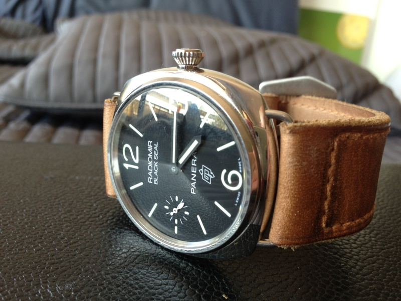 panerai pam 380 black seal 13210