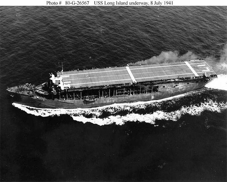 Petite histroire des porte-avions d'escorte - 1915-1945 - Page 5 14297110