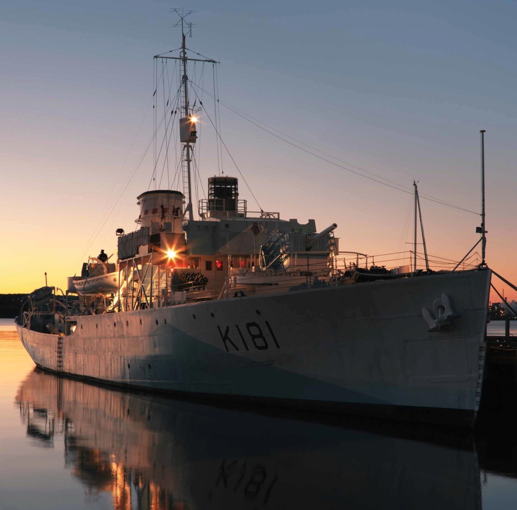 NCSM Sackville - HMCS Sackville 6ac77b10