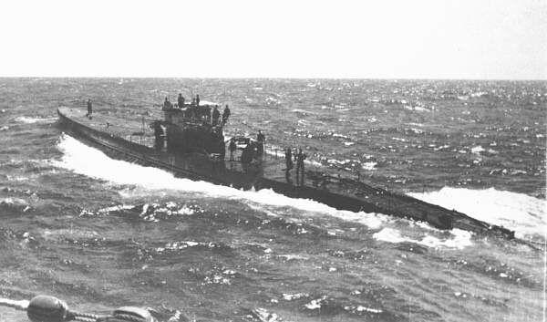 Les U-Boote, sous-marins de la Kriegsmarine - Page 4 7a2ad810
