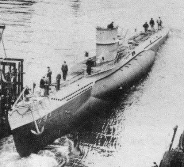 Les U-Boote, sous-marins de la Kriegsmarine - Page 5 87a31b10