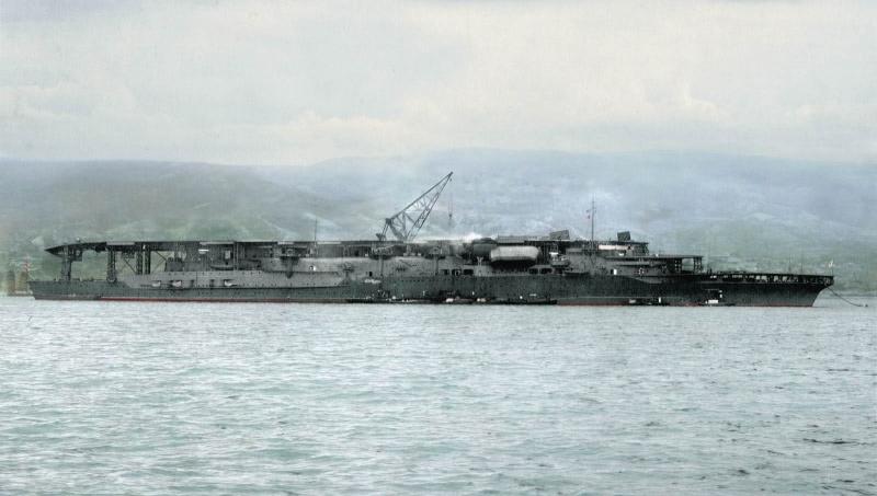 Grande histoire des porte-avions de combat - Page 5 Akagi_10