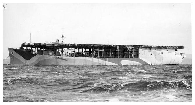Petite histroire des porte-avions d'escorte - 1915-1945 - Page 6 Archer10