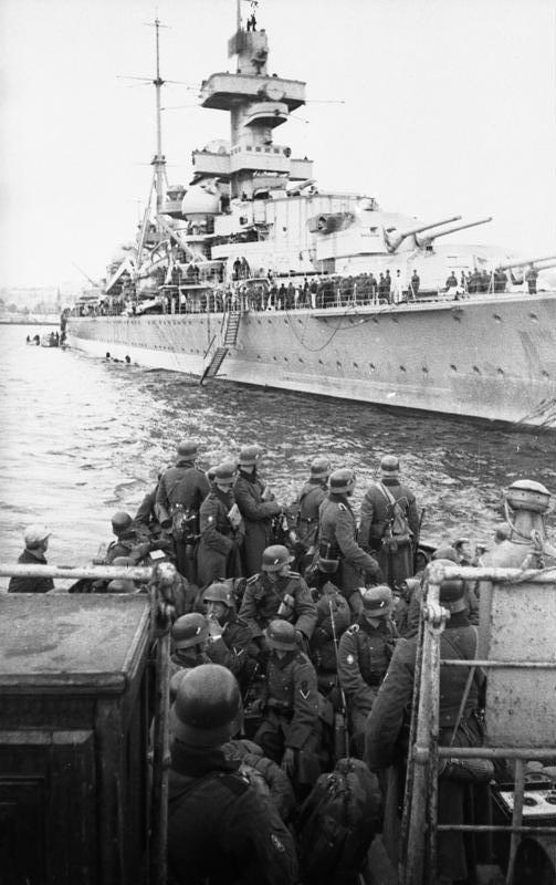 Importantes batailles navales en 1939-1945 - Page 3 Bundes11
