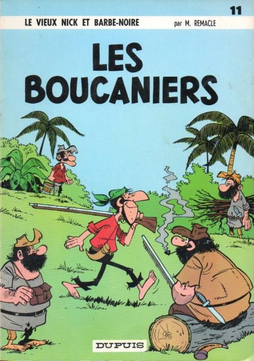 les boucaniers Couv_410