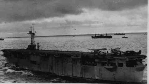 Petite histroire des porte-avions d'escorte - 1915-1945 - Page 9 Cve_hm11