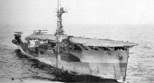 Petite histroire des porte-avions d'escorte - 1915-1945 - Page 10 Cve_hm12