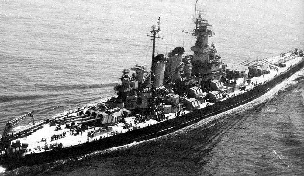 USS North Carolina (BB-55) Efyo0a10