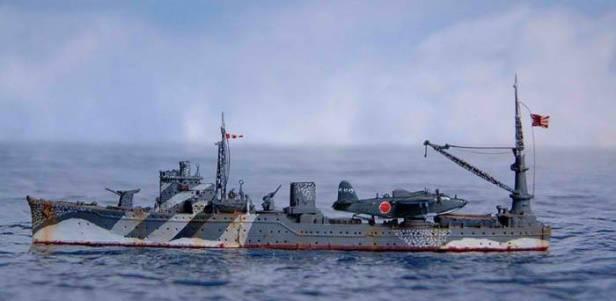 Marine imperiale japonaise Epave-10