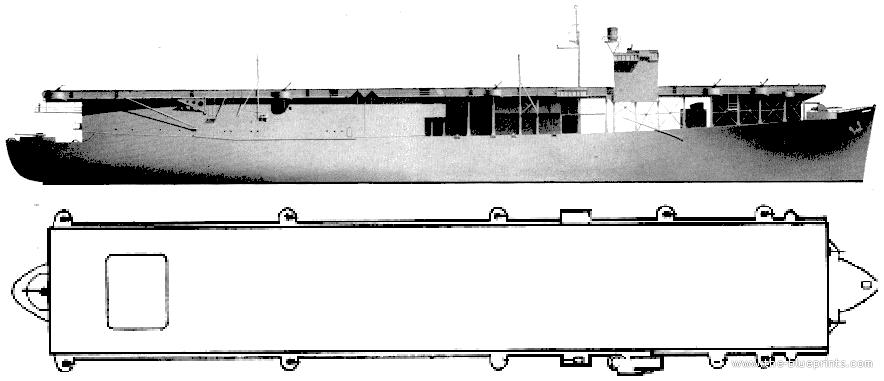 Petite histroire des porte-avions d'escorte - 1915-1945 - Page 6 Hms-ar10